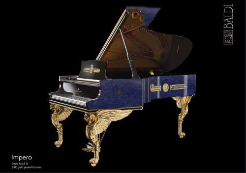 impero armonia baldi piatino pianoforti gemstone Steinway & sons