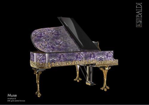 muse armonia baldi piatino pianoforti gemstone Steinway & sons