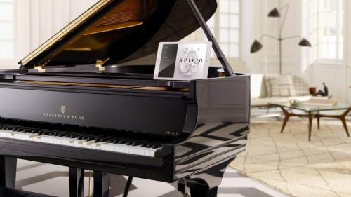 steinway e sons spirio Piatino pianoforti Torino