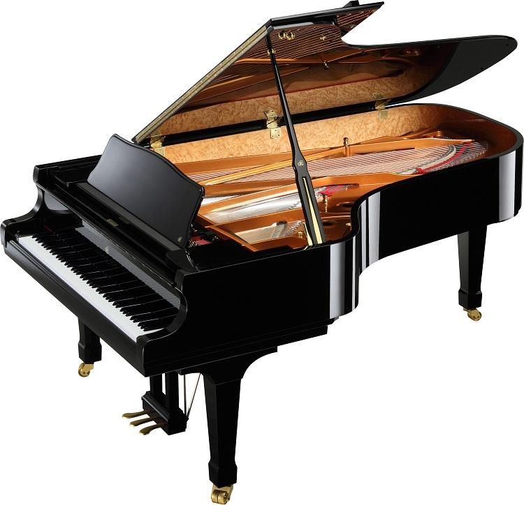 Kawai Shigeru SK 7 piatino pianoforti