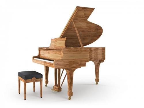 Grand Piano Olive