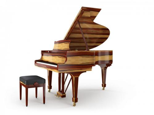 Grand Piano Padouk