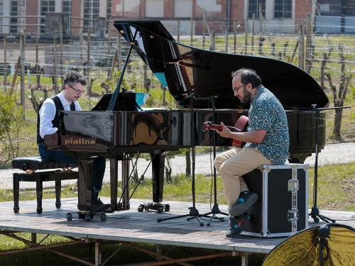 30/4 International Jazz Day (ph: Fabio Santucci)